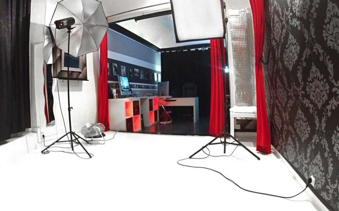 Studio Photo Cabine